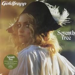 GOLDFRAPP : LP Seventh Tree (yellow)