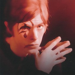 BOWIE David : Let Me Sleep Beside You (red)
