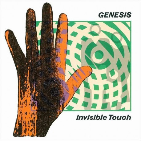 GENESIS : CD Invisible Touch