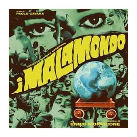 MORRICONE Ennio : LPx2 I Malamondo