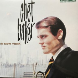 BAKER Chet : LP In New York