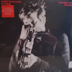 SPOON : LP Everything Hits At Once (The Best Of Spoon)