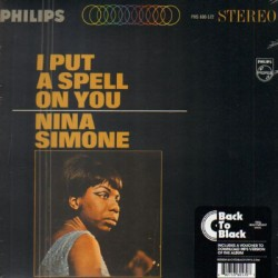 SIMONE Nina : LP I Put A Spell On You
