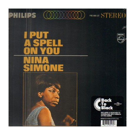SIMONE Nina : LP I Put A Spell On You