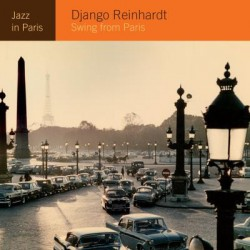 REINHARDT Django : LP Swing From Paris