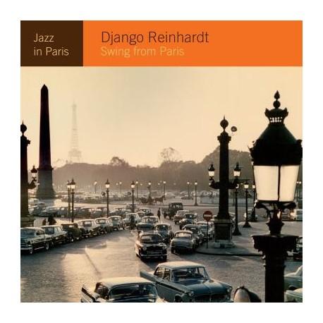 REINHARDT Django : LP Swing From Paris
