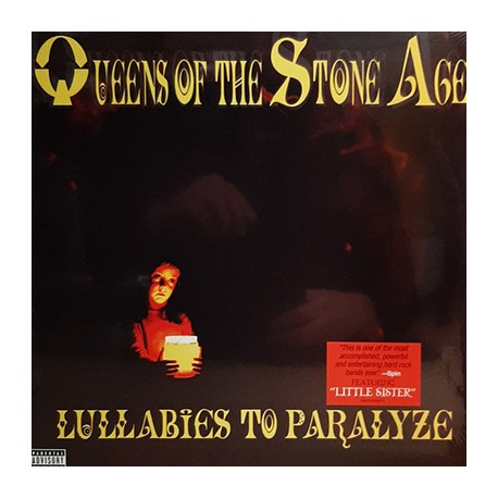 QUEENS OF THE STONE AGE : LPx2 Lullabies To Paralyze (2019)