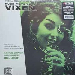 LOOSE Bill : LP Russ Meyer's Vixen (violet)