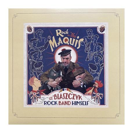 EL BLASZCZYK ROCK BAND HIMSELF : LPx2 Rock In The Maquis