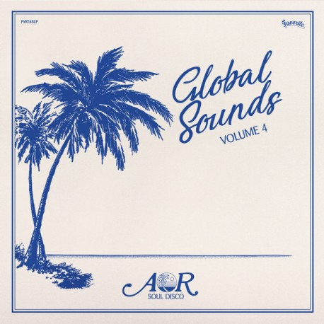 VARIOUS : LPx2 AOR Global Sounds 1977-1986 (Volume 4)