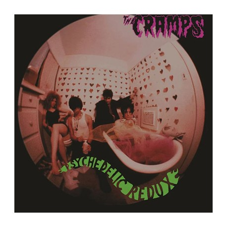 CRAMPS (the) : LP Psychedelic Redux