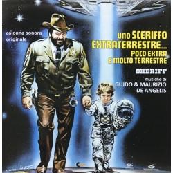 DE ANGELIS Guido & Maurizio : LP Uno Sceriffo Extraterrestre... Poco Extra E Molto Terrestre
