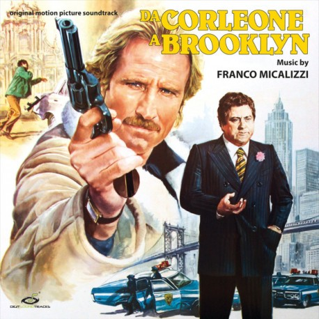MICALIZZI Franco : LP Da Corleone A Brooklyn