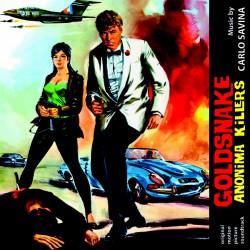 SAVINA Carlo : LP Goldsnake Anonima Killers