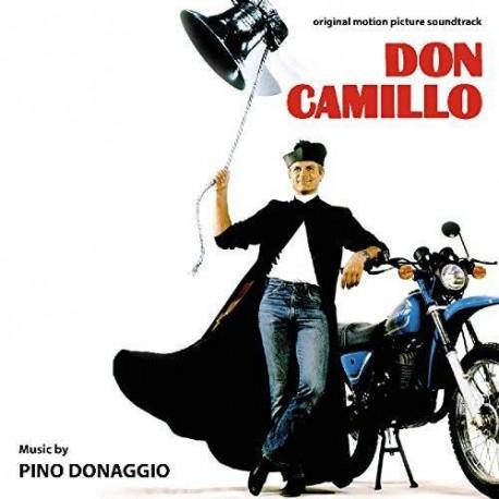 DONAGGIO Pino : LP Don Camillo