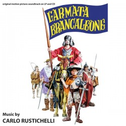 RUSTICHELLI Carlo : LP+CD Bracaleone Alle Crociate