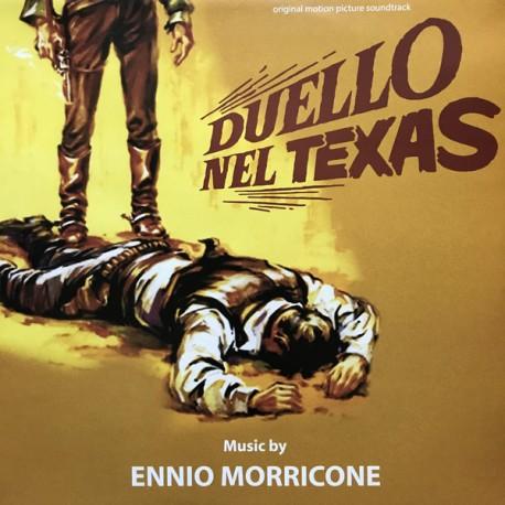 MORRICONE Ennio : LP Duello Nel Texas