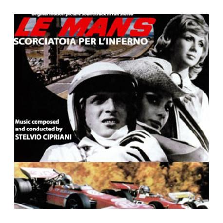CIPRIANI Stelvio : CD Le Mans, Scorciatoia Per L'Inferno