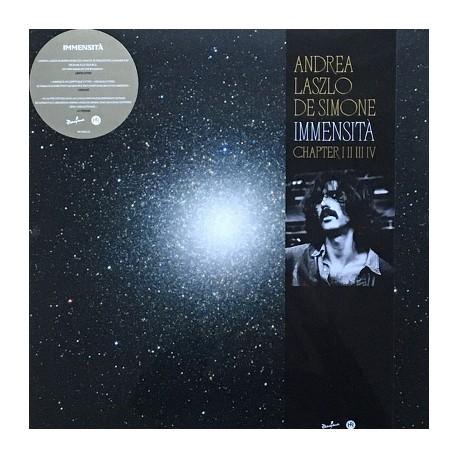 LASZLO DE SIMONE Andrea : LP Immensità