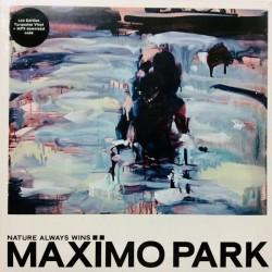 MAXÏMO PARK : LP Nature Always Wins (color)