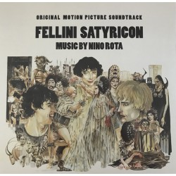 ROTA Nino : LP Fellini Satyricon