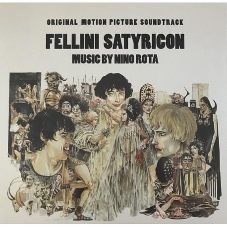ROTA Nino : LP Fellini Satyricon