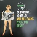 CANNONBALL ADDERLEY / EVANS Bill : LP Waltz for Debby