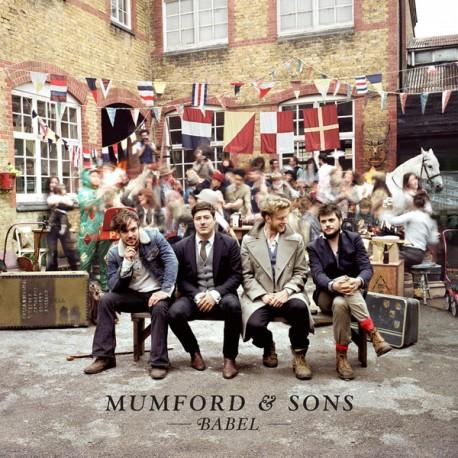 MUMFORD & SONS : LP Sigh No More
