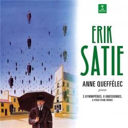 SATIE Erik / QUEFFELEC Anne : LPx2 Gymnopédies, Gnossiennes & Other Piano Works