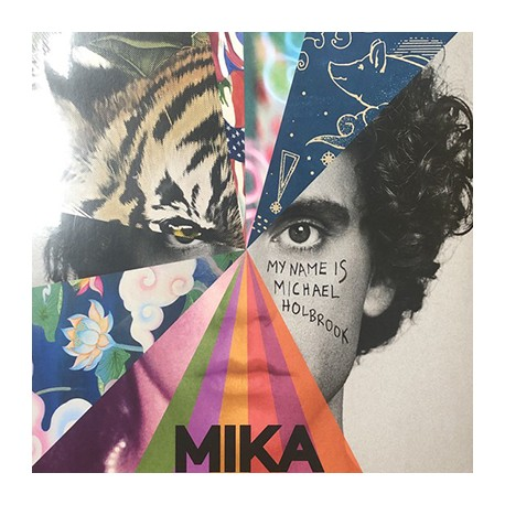 MIKA : LP My Name Is Michael Holbrook
