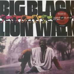 BIG BLACK : LP Lion Walk