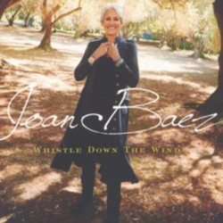 BAEZ Joan : LP Whistle Down The Wind
