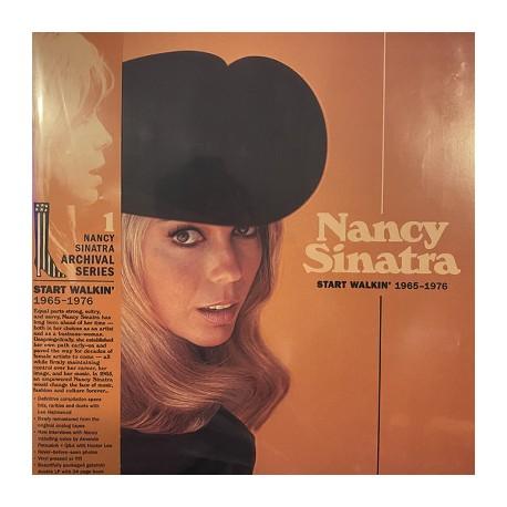 SINATRA Nancy : LPx2 Start Walkin' 1965-1976
