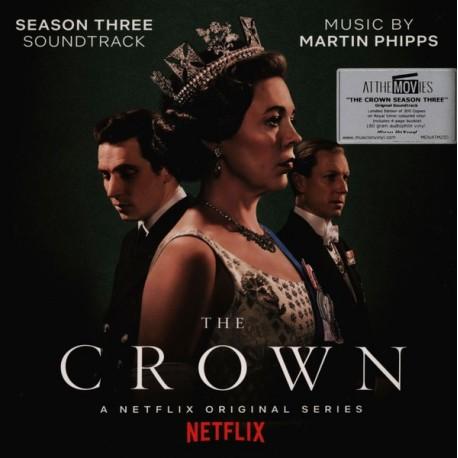 PHIPPS Martin : LP The Crown : Season Three (Soundtrack From The Netflix Original Series)