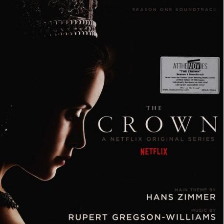 ZIMMER Hans / GEGSON-WILLIAMS Rupert : LPx2 The Crown (Season One Soundtrack)