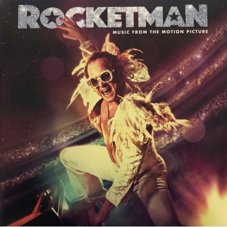 JOHN Elton : LPx2 Rocketman (Music From The Motion Picture)