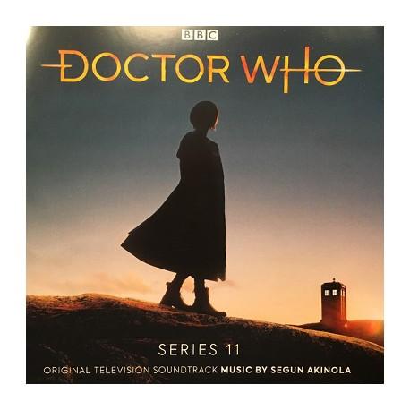 AKINOLA Segun : CDx2 Doctor Who : Series 11