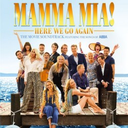 ABBA : CD Mamma Mia! Here We Go Again