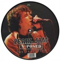 "PEARL JAM : 10""EP Picture Pearl Jam X-Posed (The Interview)"