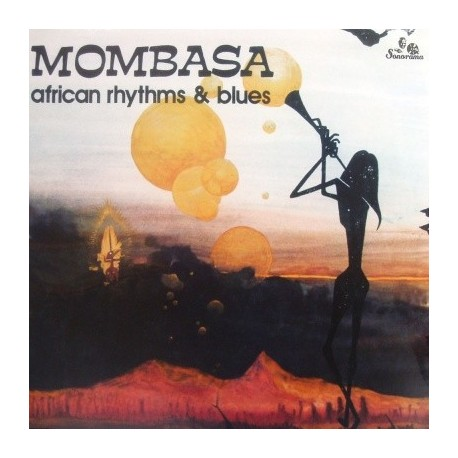 MOMBASA : LP African Rhythms & Blues