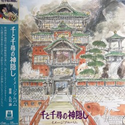 HISAISHI Joe : LP Spirited Away / Image Album