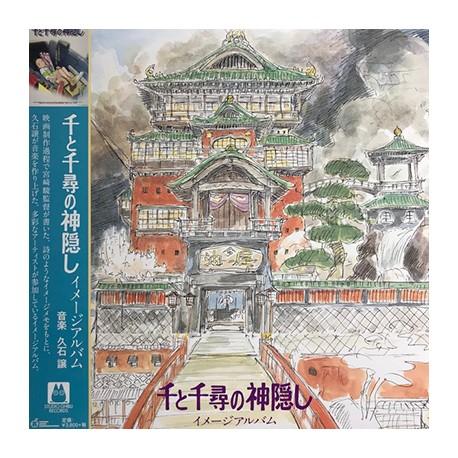 HISAISHI Joe : LP Spirited Away / Image Album