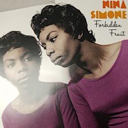 SIMONE Nina : LP Forbidden Fruit (red)