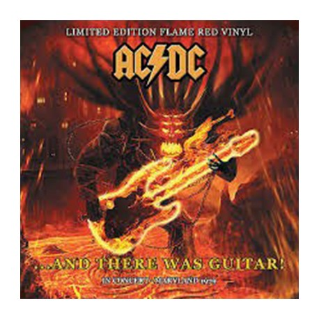AC/DC : LP ...And There Was Guitar!