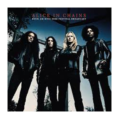 ALICE IN CHAINS : LP Rock Am Ring