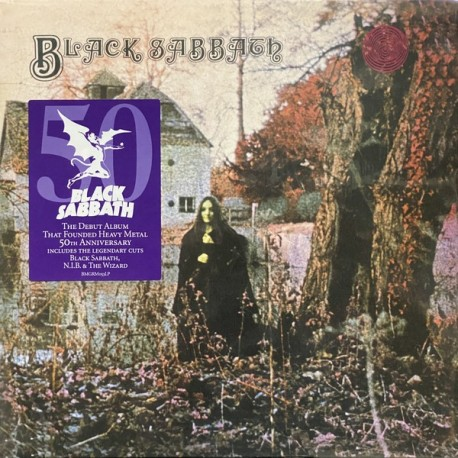 BLACK SABBATH : LP Black Sabbath