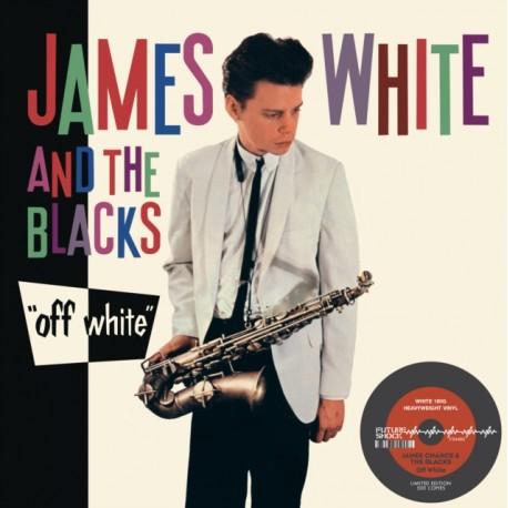 JAMES WHITE & THE BLACKS : LP Off White