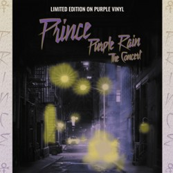 "PRINCE : 10""LPx2 Purple Rain The Concert"