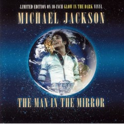 "JACKSON Michael : 10""LP The Man In The Mirror"