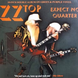 "ZZ TOP : 10""LPx2 Expect No Quarter"